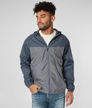 O'Neill Traveler Hooded Windbreaker Jacket