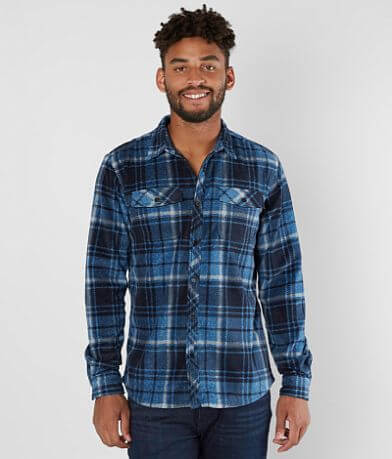 O'Neill Glacier Plaid Shirt
