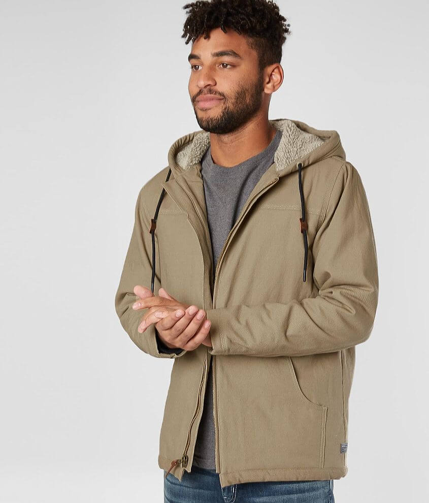 O'Neill Detroit Hooded Jacket front view
