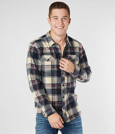 O'Neill Glacier Crest Plaid Shirt