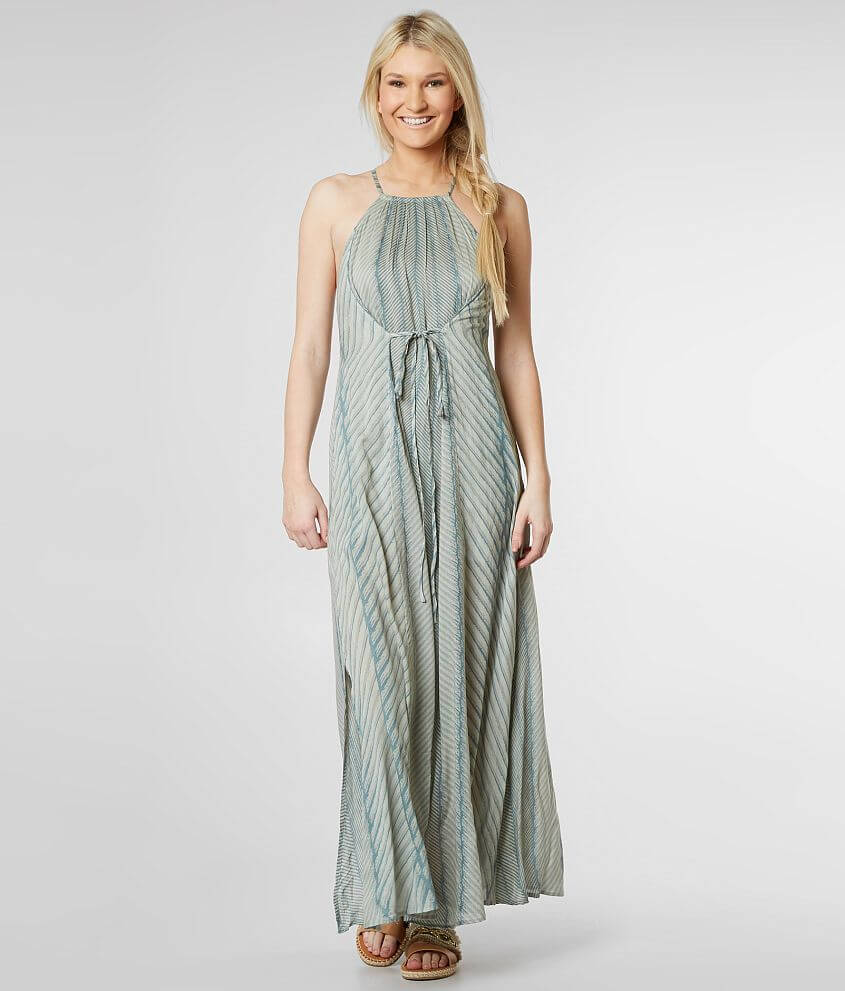 O'Neill Lenore Maxi Dress front view