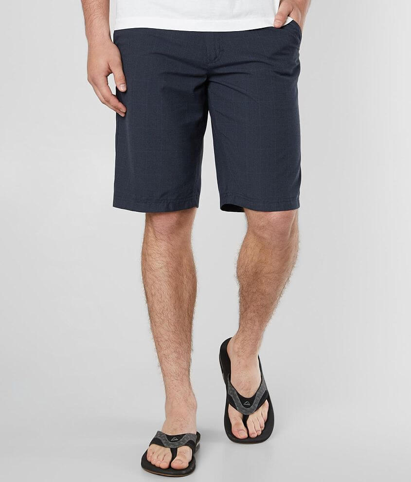 O'Neill Westmont Plaid Short front view