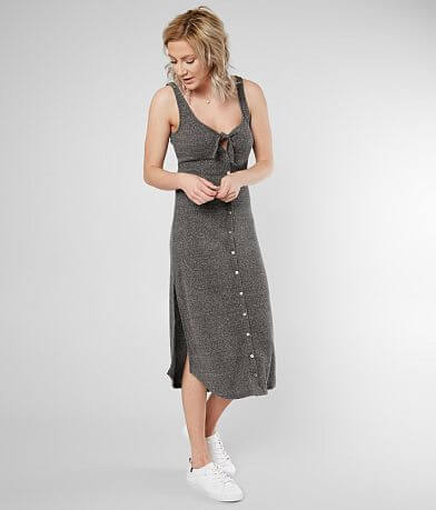 O'Neill Makra Fitted Knit Dress
