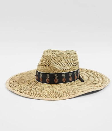 O'Neill Solar Straw Lifeguard Hat