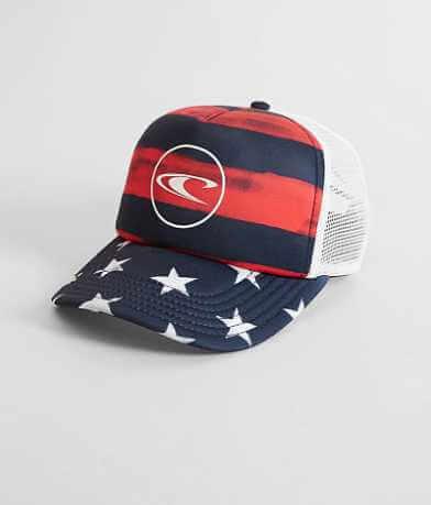 O'Neill Star Spangled Trucker Hat