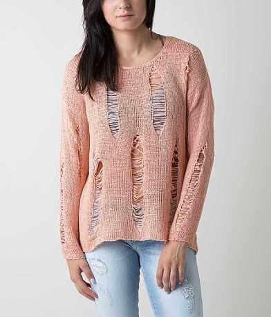Aggie Tape Yarn Sweater