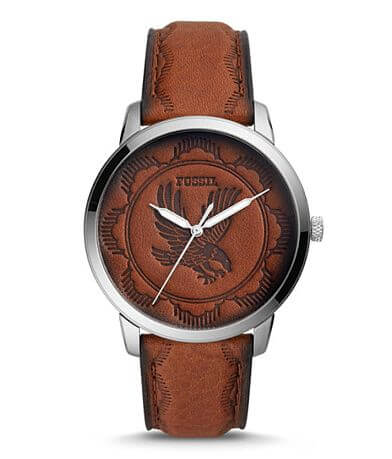 Fossil Neutra Leather Watch