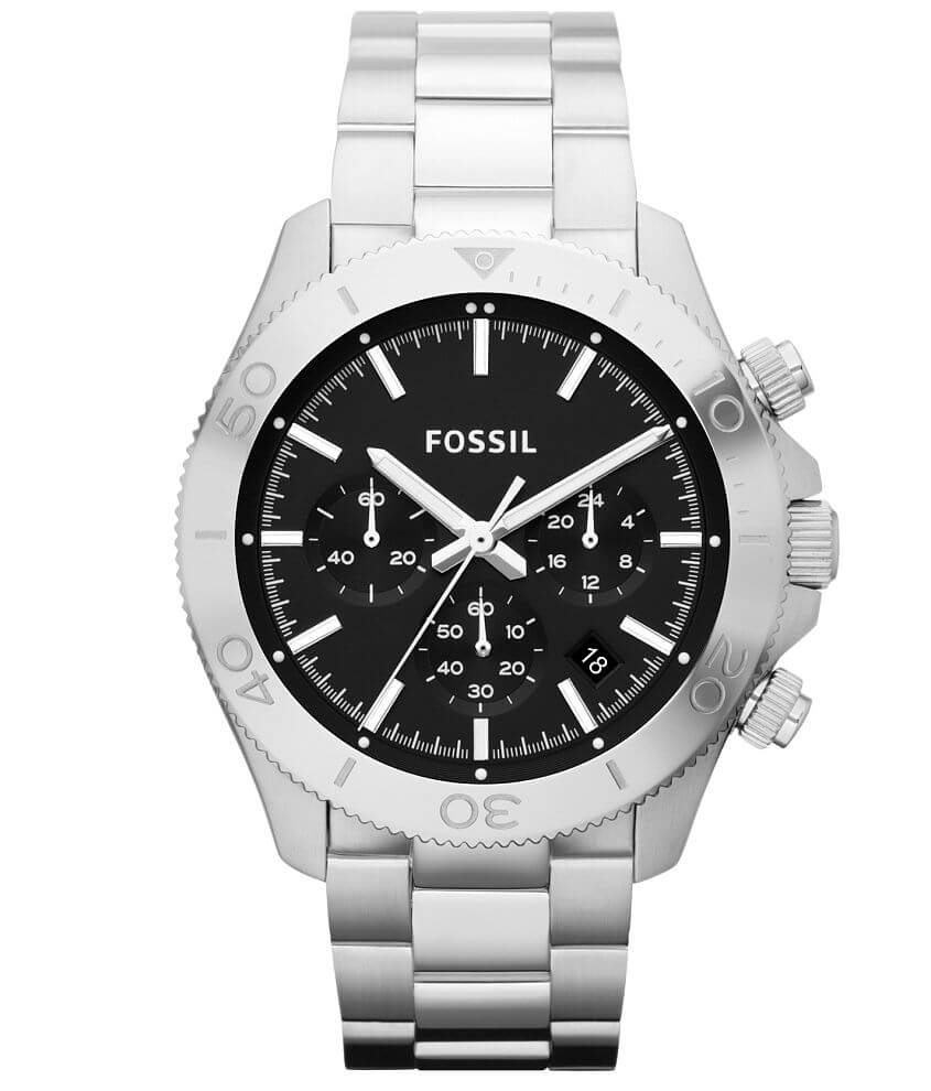 Fossil Retro Traveler Watch front view