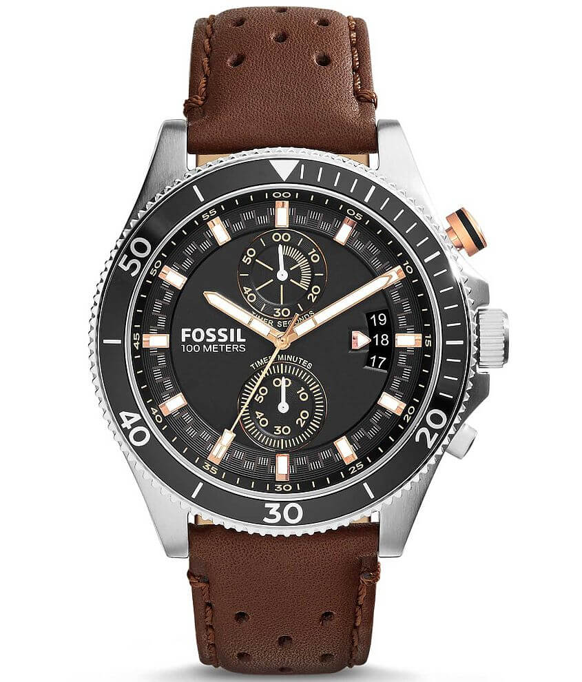 Fossil Wakefield Watch front view