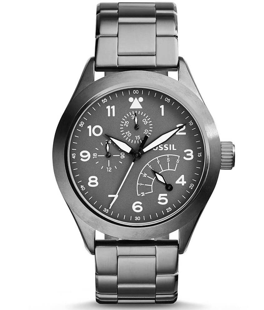 Fossil The Aeroflite Watch front view