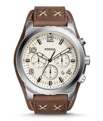 Fossil Oakman Watch