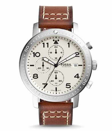 Fossil The Major Chrono Watch