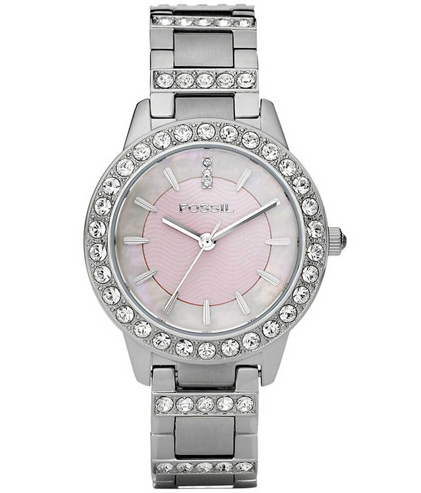 fossil square watch women's