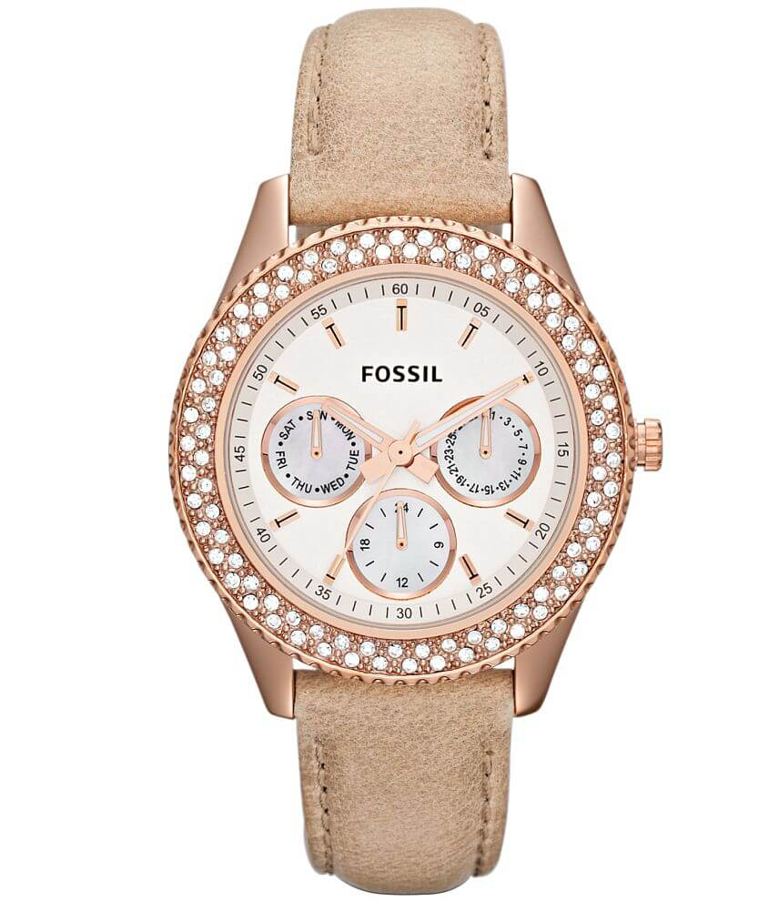 Fossil Stella Watch front view