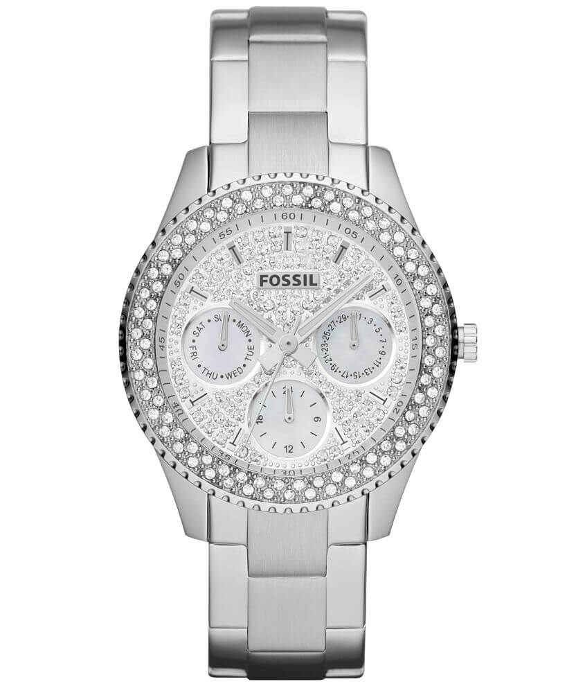 Fossil Glitz Watch front view