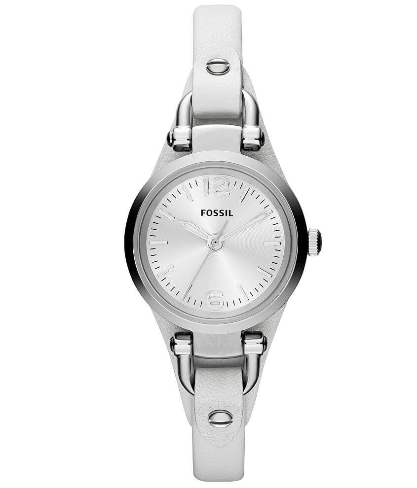 Fossil Georgia Watch front view