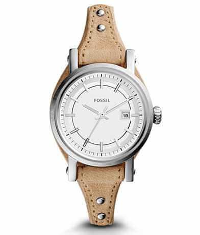 Fossil Round Watch