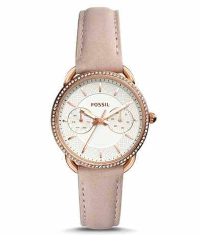 Fossil Round Glitz Watch