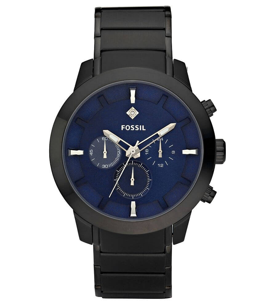 Fossil Dress Plated Watch front view