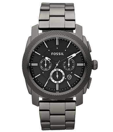 Fossil Machine Smoke IP Watch