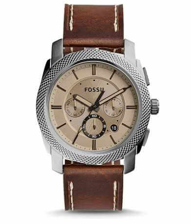 Fossil Machine Watch