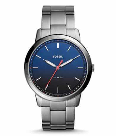 Fossil Minimalist Watch