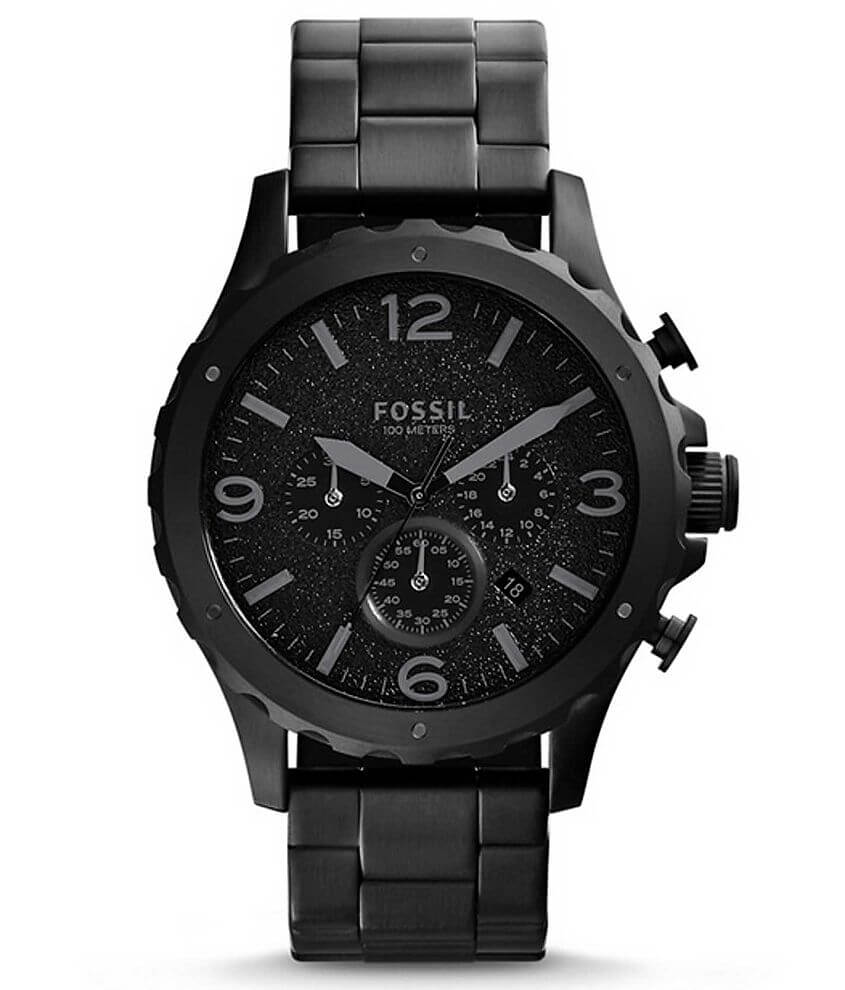 Fossil Nate Watch front view