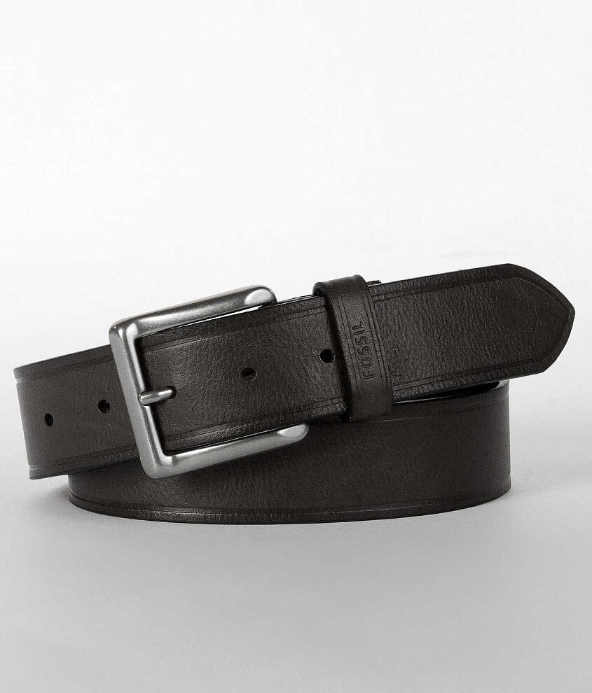 Fossil Maxim Belt front view