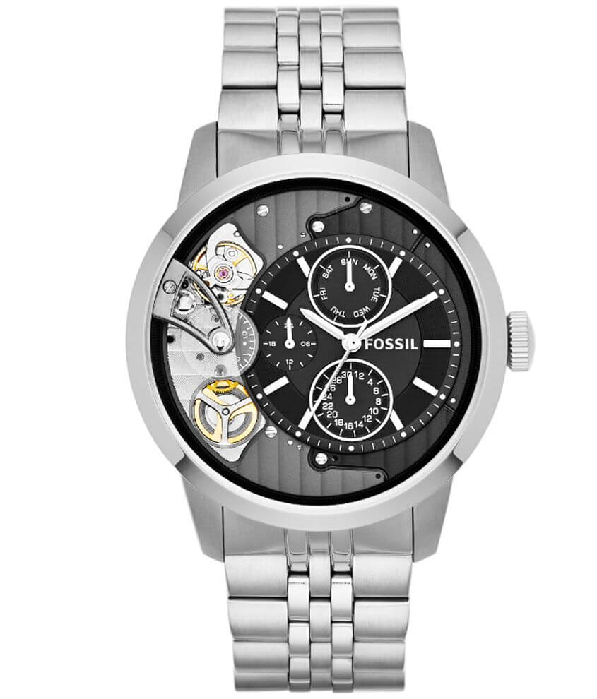 Fossil Townsman Watch front view