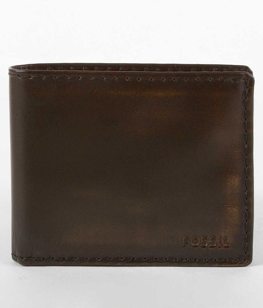 Fossil Carson Wallet front view