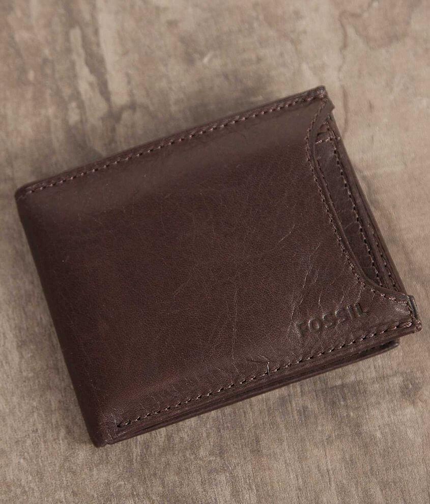 Fossil Ingram Sliding Wallet front view