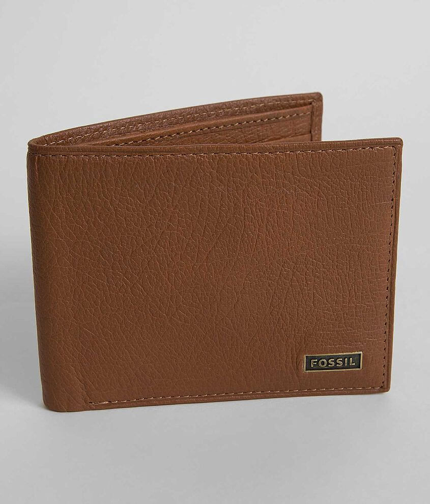 Fossil Omega Wallet front view