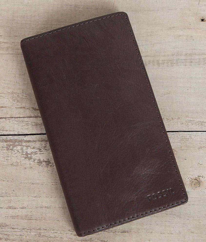 291c60d00fc Fossil Ingram Executive Wallet - Men s Wallets in Brown