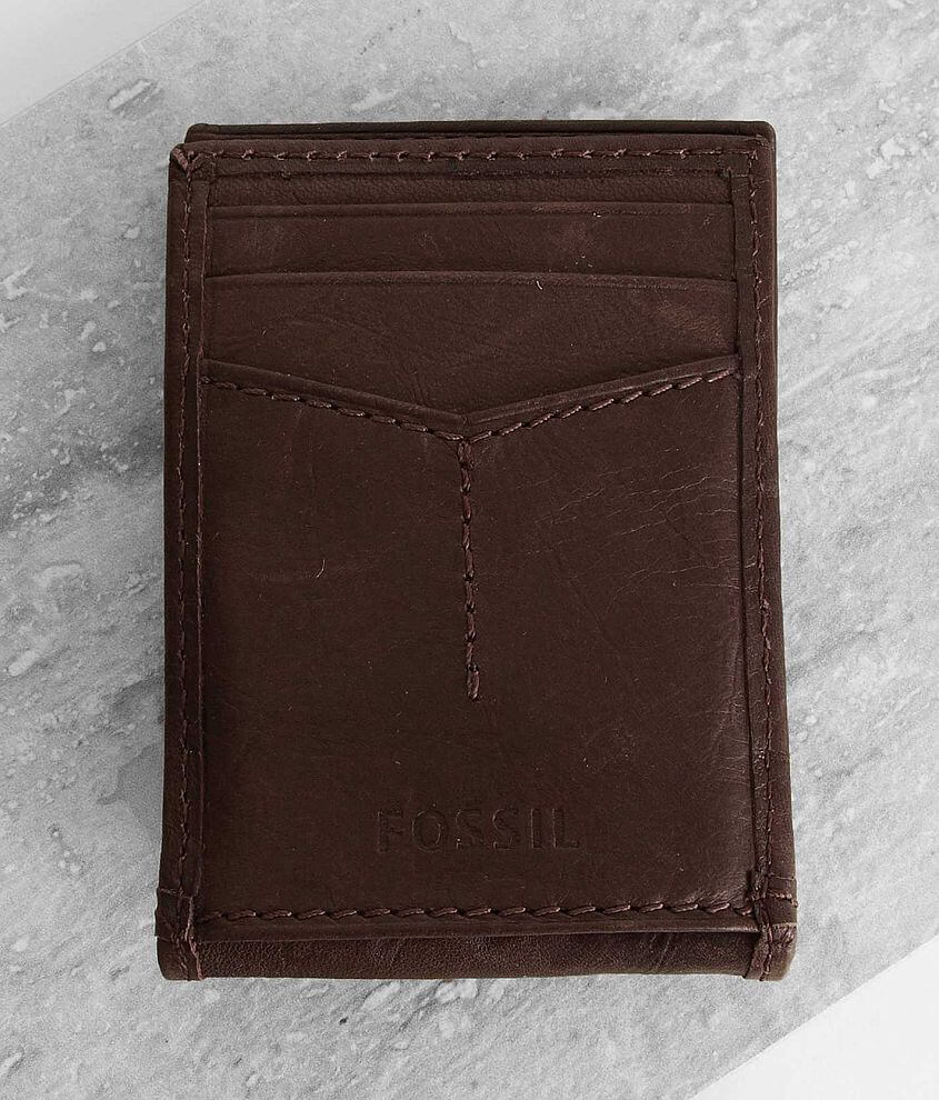 Fossil Ingram ID Wallet front view