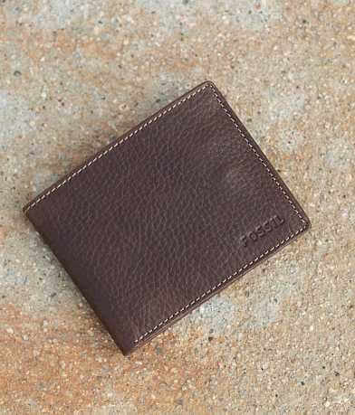 Fossil Lincoln Wallet