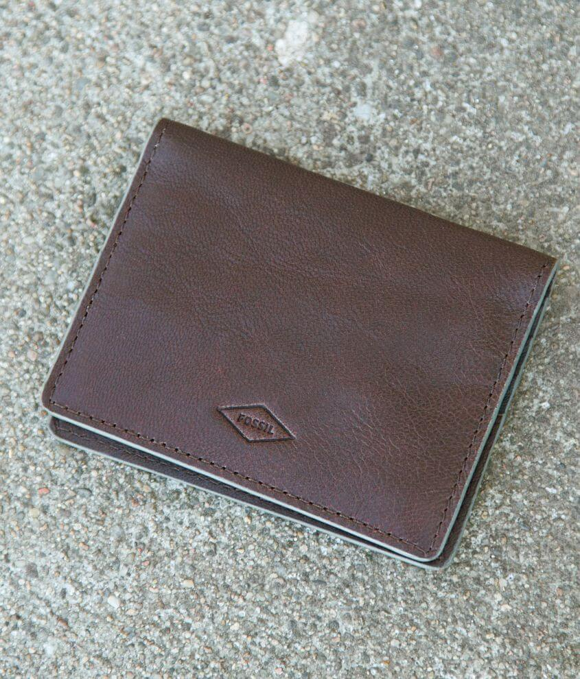 Fossil Axel Card Case front view