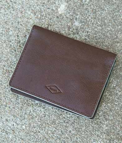 Fossil Axel Card Case