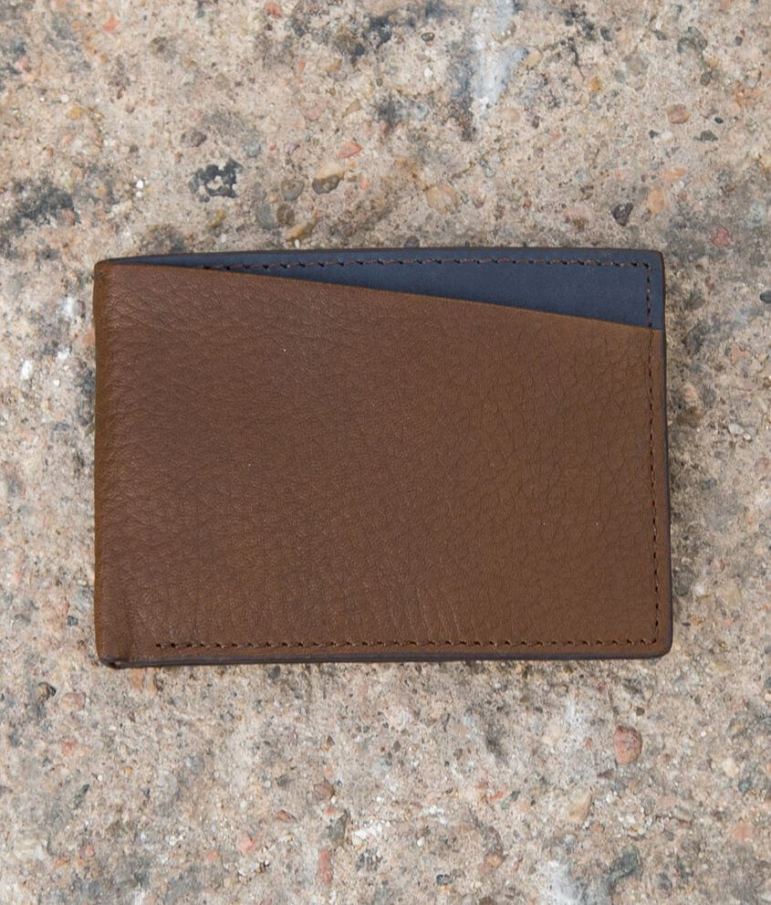 Fossil Elliot Wallet front view