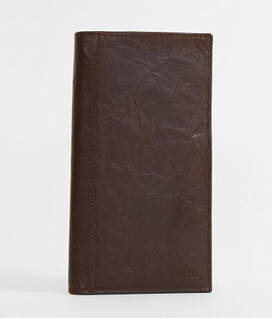 Fossil Neel Executive Leather Wallet