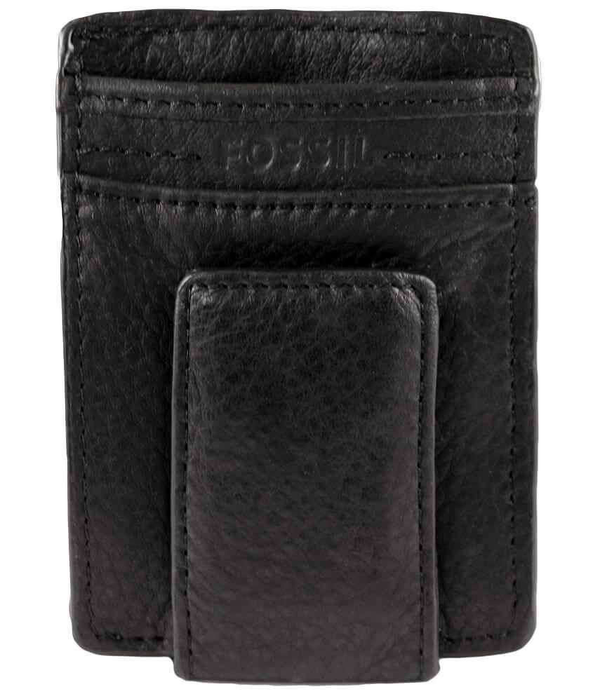 Fossil Magnetic Wallet front view