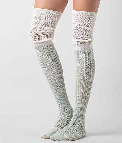 Daytrip Two-Tone Socks