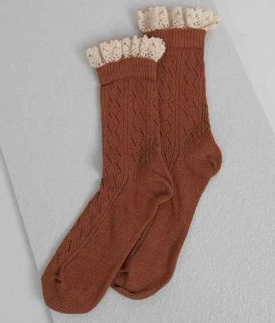 Daytrip Crochet Socks