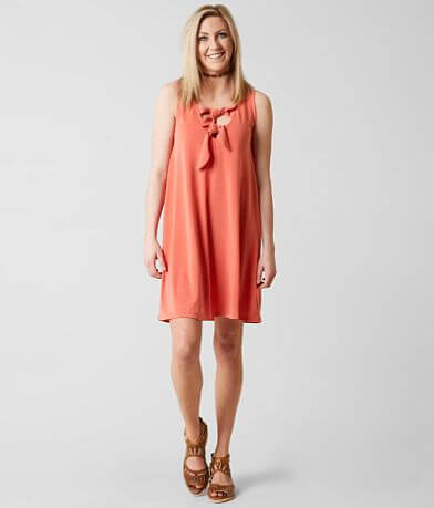 red by BKE V-Neck Dress