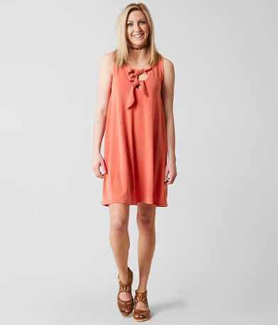 red by BKE V-Neck Dress