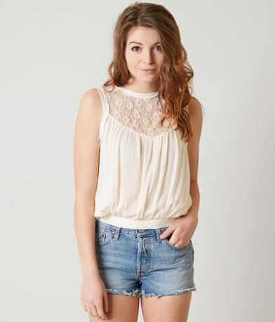 Gimmicks Lace Tank Top