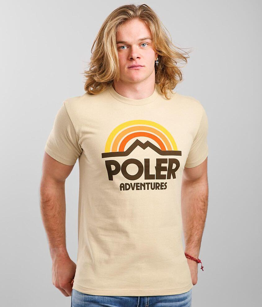 Poler Mountain T-Shirt front view