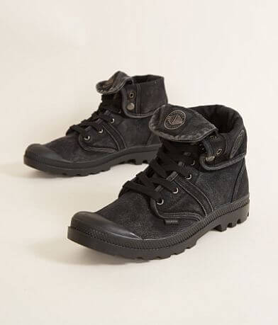Palladium Pallabrouse Baggy Leather Boot