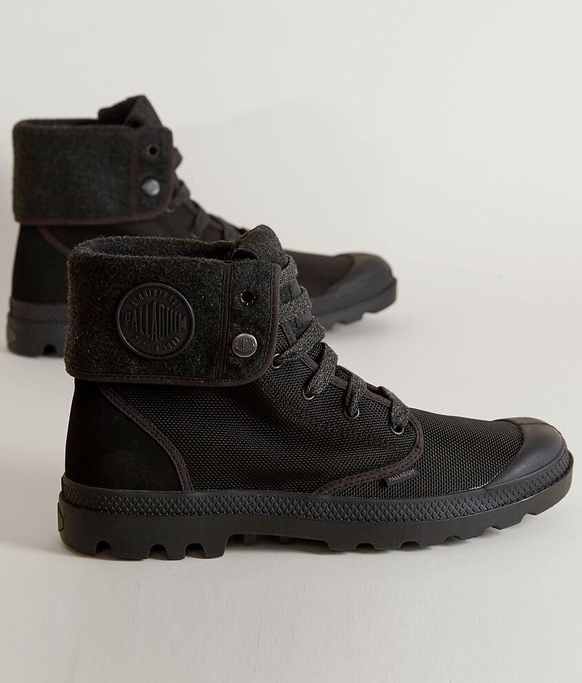 cd1566813dfb Palladium Baggy III Boot - Men's Shoes in Black Metal Charcoal | Buckle
