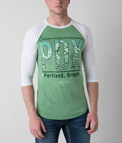 Palmercash Pan Am Portland, Oregon T-Shirt