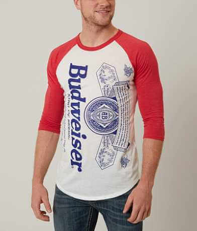 Palmercash Budweiser King of Beers T-Shirt
